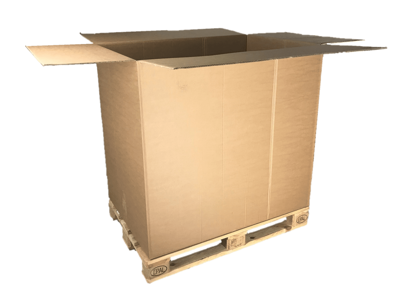 Used 0201 Pallet Boxes