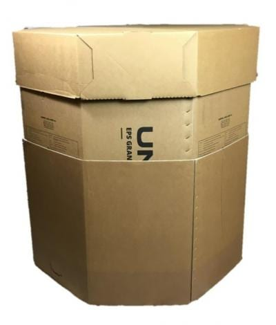 Best Practice and Uses for Cardboard Octabins