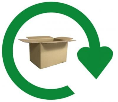 Introducing Our New Range of Once Used Shipping Boxes – Low Cost, Eco-Friendly and Available on Large Regular Supply