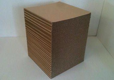 used cardboard sheets cardboard layer pads