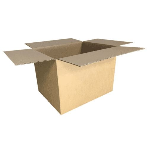 Plain Double Wall Packing Boxes