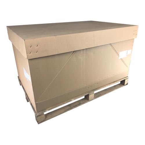 Heavy Duty Triple Wall Euro Pallet Boxes