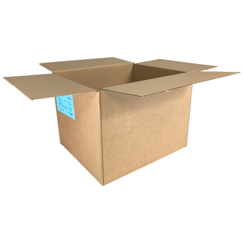 Used Plain Heavy Duty Single Wall Packing Boxes