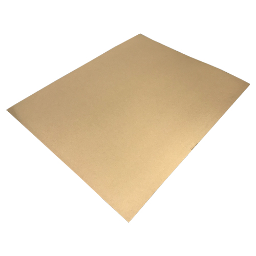New Plain Double Wall Cardboard Sheets