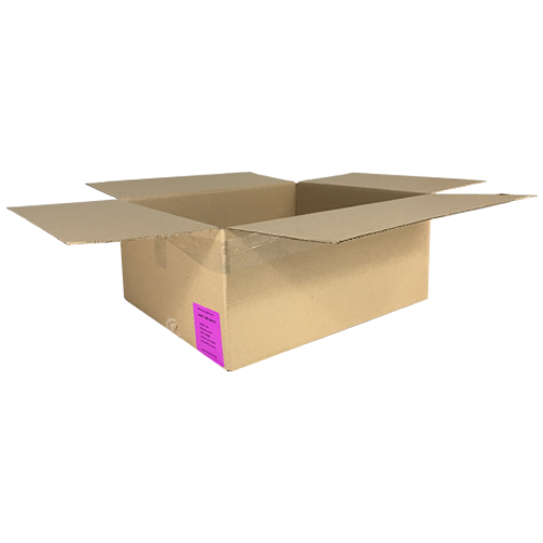 Used Plain Single Wall Packing Boxes