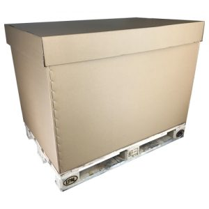 Double Wall Euro Pallet Boxes