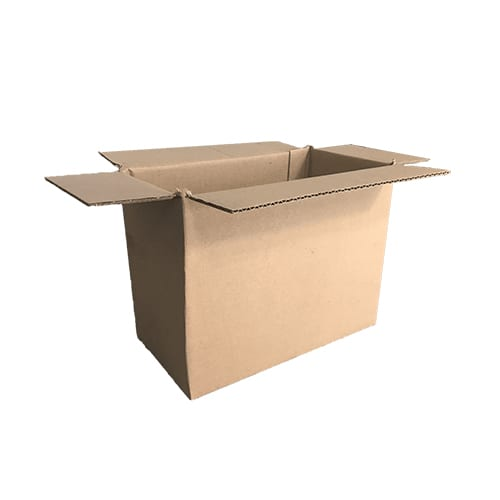New Plain Single Wall Cardboard Boxes