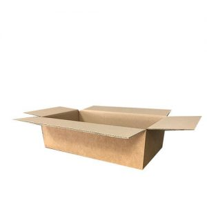 New Plain Cardboard Boxes