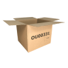 Used Printed Single Wall Packing Boxes