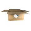 Once Used Printed Heavy Duty Shipping Boxes