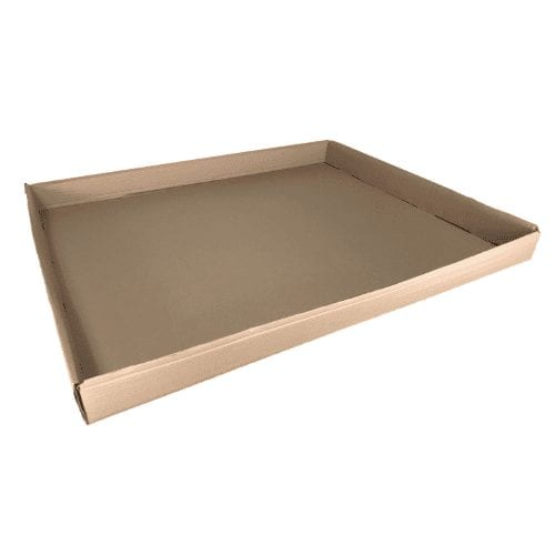 new strong double wall standard pallet box lids