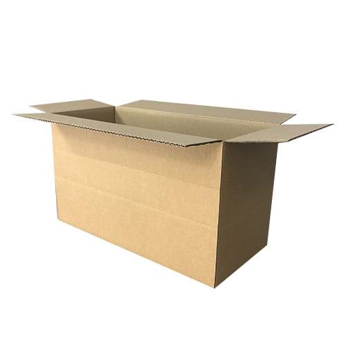 plain single wall boxes