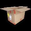 used plain Heavy duty double wall cardboard boxes