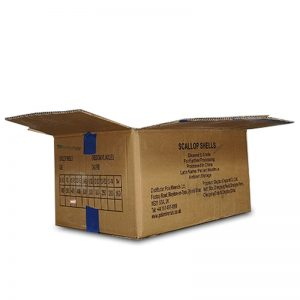 Used Printed Heavy Duty Packing Boxes