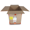 used plain Heavy duty double wall cardboard box