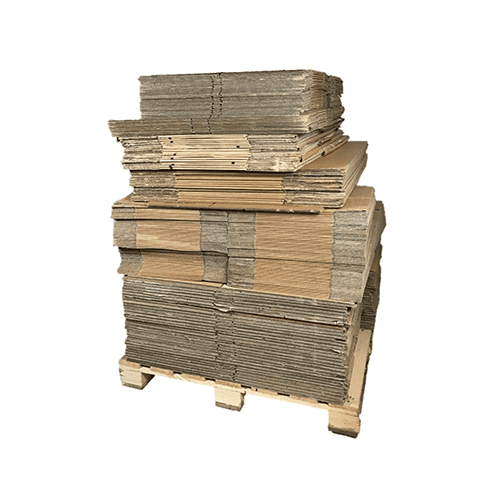 Mixed Pallet Packing Boxes