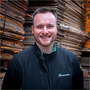 Andy Simpson Business Development Manager at Reuseabox