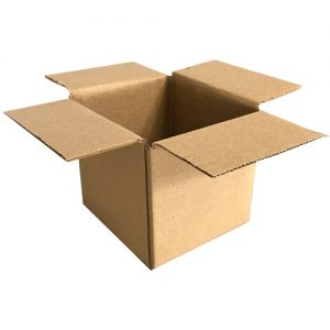 plain single wall cardboard boxes