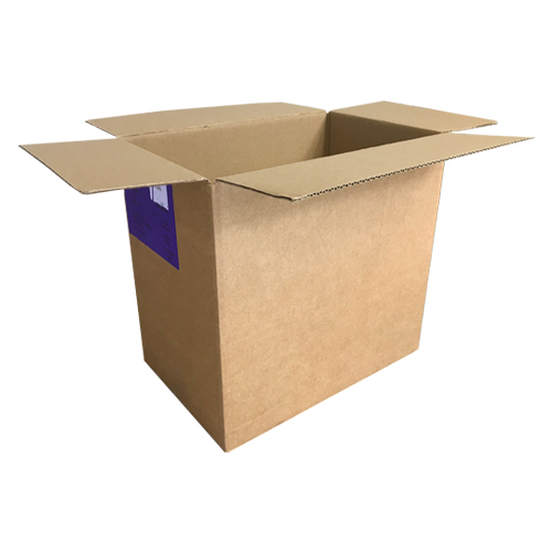 Once Used Packing Boxes