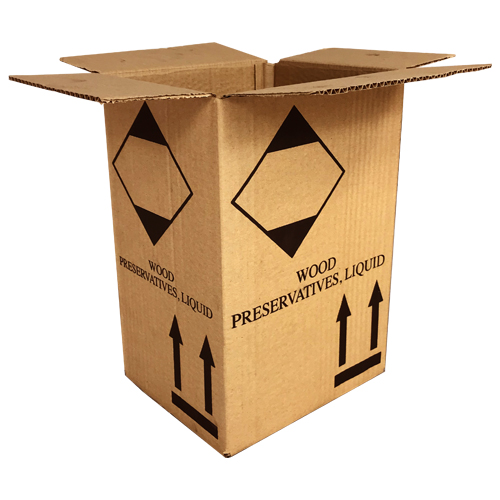 Strong Single Wall Cardboard Boxes