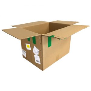 used double wall shipping boxes