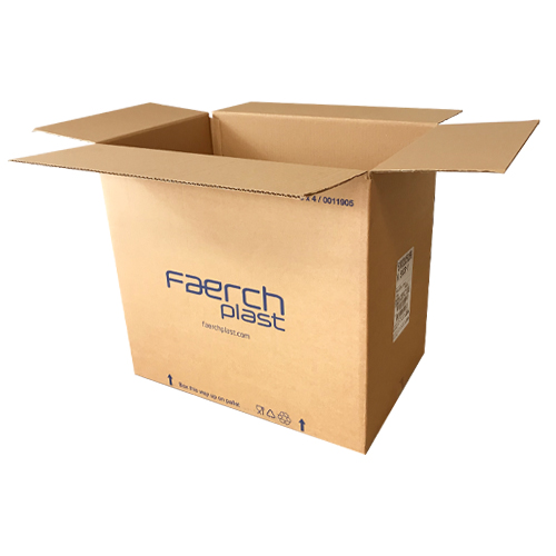 used strong single wall shipping boxes
