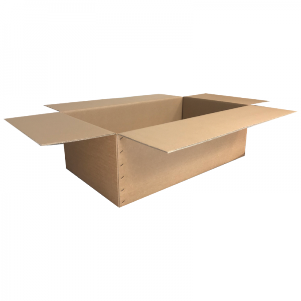 Double wall export boxes