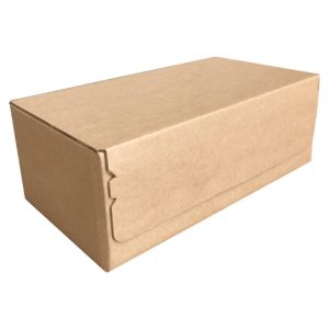 Self Sealing E-commerce Boxes