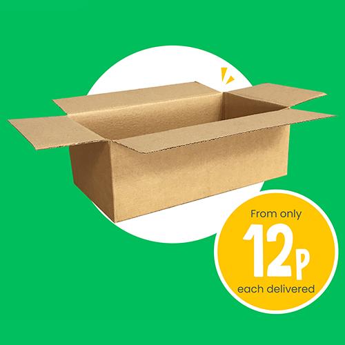 New surplus boxes