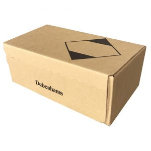 Single Wall E-commerce Cardboard Boxes