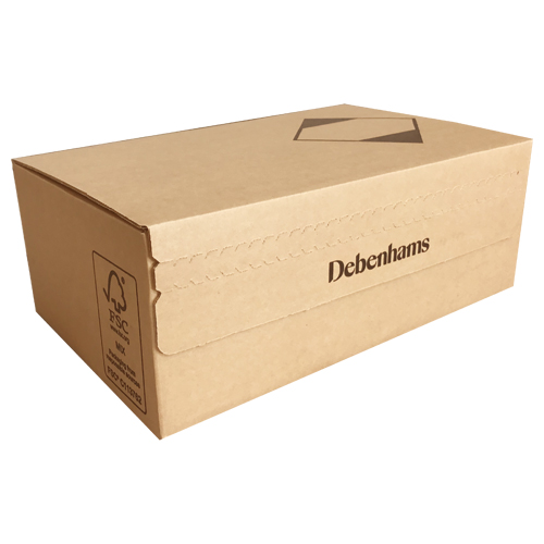Postal Cardboard Boxes