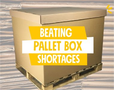 Beating pallet box shortages