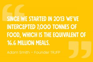Reduce food waste with The Real Junk Food Project