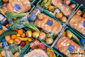 931 million tonnes of food is wasted each year