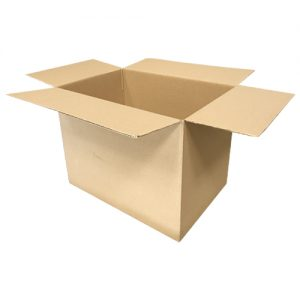 Large Single Wall Packing Boxes