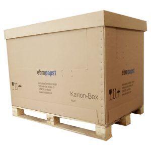 heavy duty euro pallet boxes