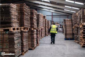 Cardboard shortage