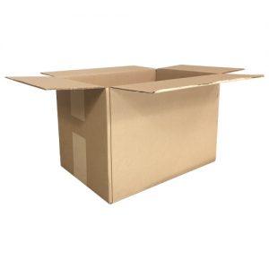 Modular shipping boxes