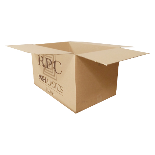 Used Stackable Shipping Boxes